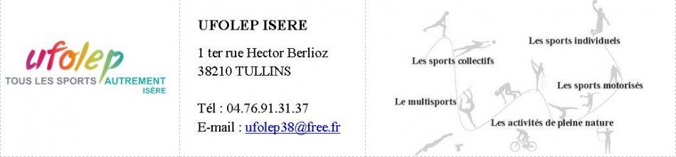 UFOLEP - Comité Départemental de l'Isère